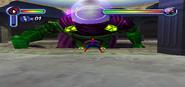 Spiderman psx spidey vs mysterio