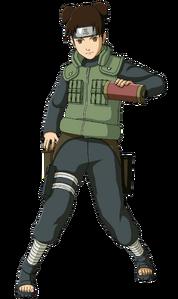 Tenten - Allied Shinobi Forces