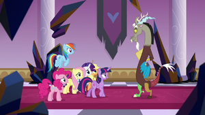 Twilight I'm so glad to see you! S9E2