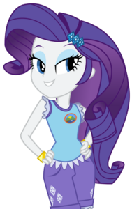 Vector camp everfree rarity by sketchmcreations-dak93um