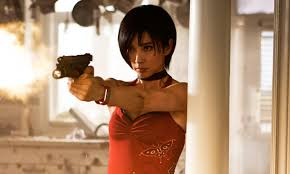 Ada Wong played by Li BingBing