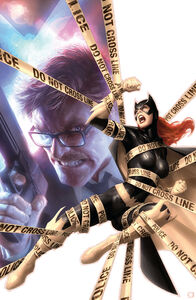 Batgirl Vol 4 23 Textless
