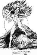 Cavewoman Prehistoric Pinups01 02