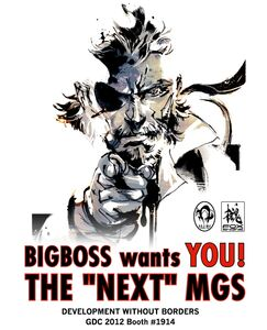 Metal Gear Big Boss4