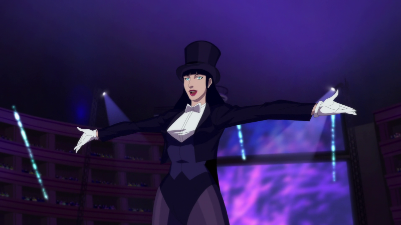 Zatanna (DC Animated Film Universe) | Heroes Wiki | Fandom