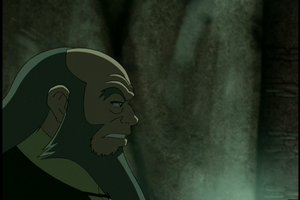 General Iroh in Dai Li's Headquarters