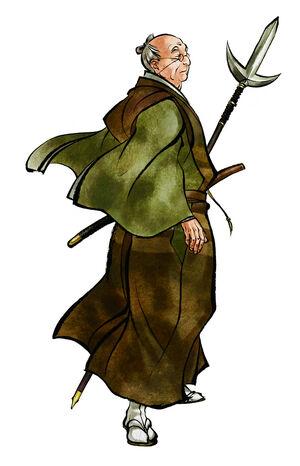 Jinbei Sugamata