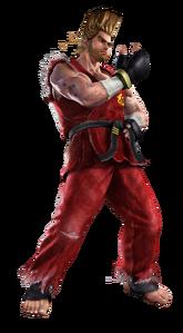 Paul Phoenix - Full-body CG Art Image - Tekken 6