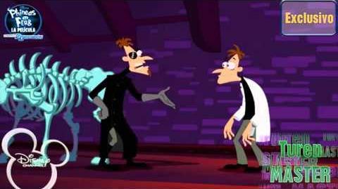 Phineas y Ferb Un nuevo amigo encontré