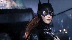 Prohozhdenie batman arkham knight batgirl a matter of family-1436938387
