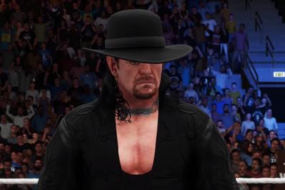 The Undertaker 2k18
