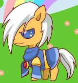 Warlic Pony