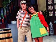 Chespirito chavo and chilindrina
