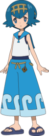 Lana anime