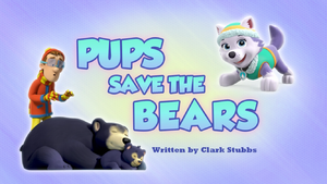 Pups Save the Bears (HQ)