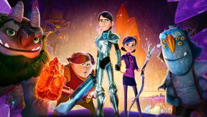 TrollHunters Wallpaper
