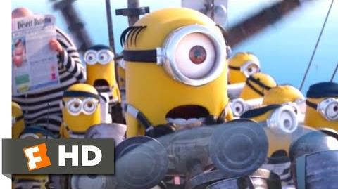 Despicable Me 3 (2017) - Bubblegum Rescue Scene (9 10) Movieclips