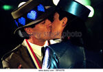 Inspector Gadget and G2's kiss
