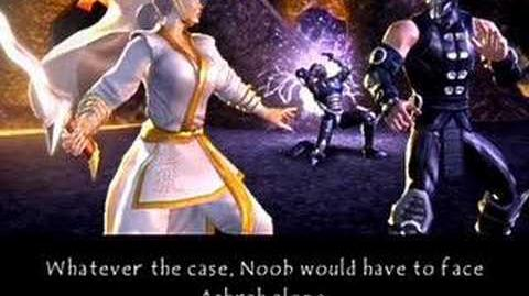 Mortal Kombat Deception Ashrah's Ending