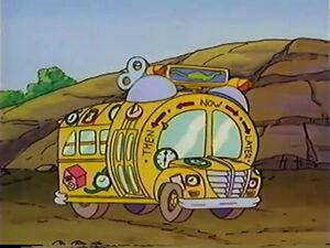 The Magic School Bus as a Time Machine