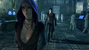 Kat and Dante