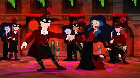 Phineas y Ferb A las Vampiresas les Van los Pimpinelas Castellano