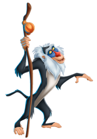 Rafiki Diamond Edition art