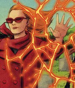 Amazing Spider-Man Vol 1 637 page -- Julia Carpenter (Earth-616)
