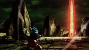 Jiren-power-up-to-against-Goku