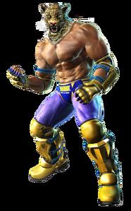 King - Full-body CG Art Image - Tekken 6