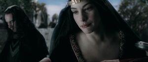 Arwen funeral