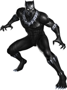 Black Panther Marvel Super War