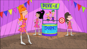 Candace Singing You're Going Down