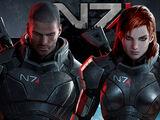 Commander Shepard (Paragon)