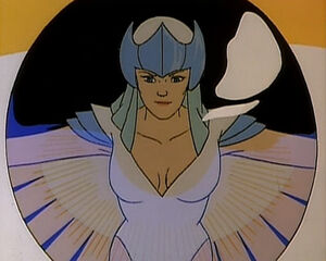 Blog sorceress cleavage