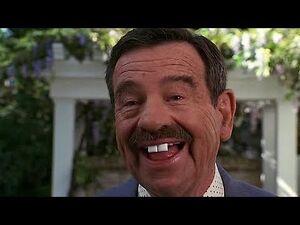 Dennis the Menace george Bubble Gum Teeth