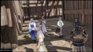 Dynasty Warriors 9 Man Chong's Ending
