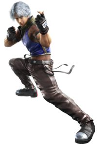 Lee Chaolan - Full-body CG Art Image - Tekken 6