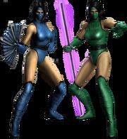 MKII Kitana Jade