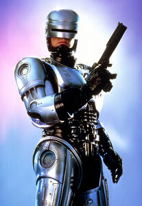 Richard Eden as RoboCop