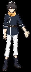 Ritsuka Fujimaru Anime Profile