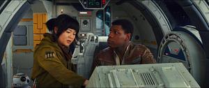 Rose and Finn - The Last Jedi