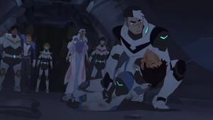 Unconscious Lance