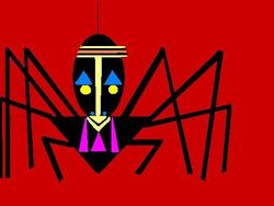 Anansi Illustration 1