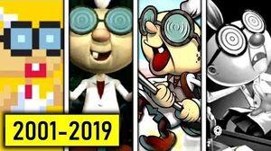 Evolution of Professor E