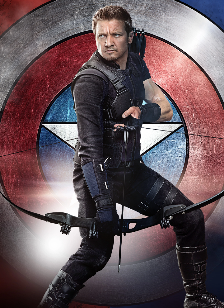 Image result for hawkeye marvel real