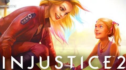 "Injustice 2 ""Harley Quinn"" Ending! - Injustice 2 Harley Quinn Multiverse Story Ending"