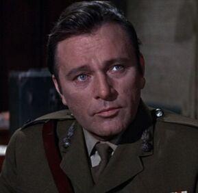 Major john smith