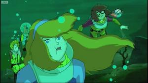 Scoobygangbreathholdingunderwater