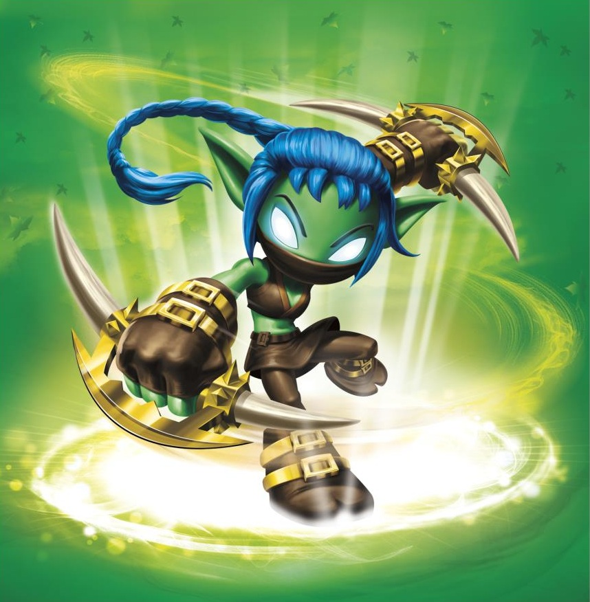 Stealth elf heroes wiki fandom powered by wikia - Image skylanders ...